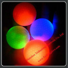 Promotional LED Golf Ball for Night Tournament