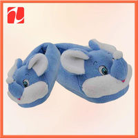2013 Hot Selling Rabbit Plush Indoor Shoes Slippers