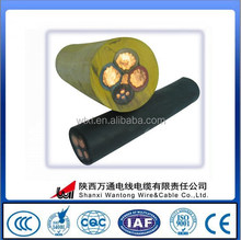 Mining Rubber Flexible Cable (MY MYP) Type