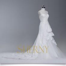 Sherny Bridals Overseas Popular Muslim Wedding Dresses Pictures