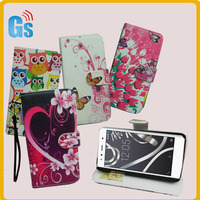 Unique Items Sell Flip Wallet Card holder Cover Folio For Bq Aquaris X5 Leather Case