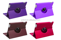 for ipad 2 Rotation Magnetic Smart Leather Case