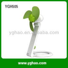 2014 plegable nueva mini usb ventilador( ygh505). Haptime mini ventilador