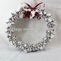 Christmas Decoration stainless steel jingle bells
