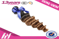 Top Quality Wholesale Hair Weave! Indian Human Hair Extension, 100% Virgin Indian Hair, Hair Extension