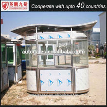 bulletproof solar guard house sentry box for sale made in China