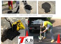 asphalt driveway repair materials