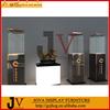 Custom design jewelry store furniture island display unit