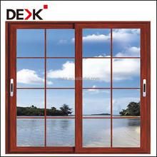 Aluminium Glass Sliding Doors with grills,aluminium sliders with grill,grills design