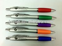 hot sale customized logo promotional pen 500 pcs MOQ with free shipping