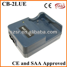 CB-2LUE charger for Canon PowerShot SD550