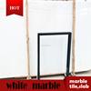 24x24 white crystal marble tile