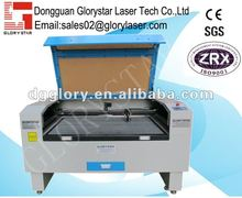 CO2 laser cutting machine for fabric GLC-1080 with CE&SGS