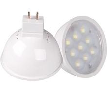 4W MR16 SMD LED GU5.3 Spot Light AC / DC 12V Bulb Lamp warm white VS halogen 20W