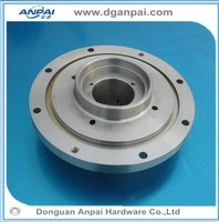 high precision cnc machining auto body spare parts product