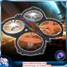 2015 rc helicopter 6ch titan 450 pro rtf drone ufo remote control flying saucer GW-TBR6802