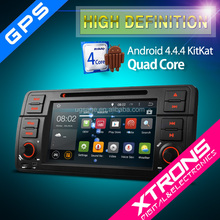 XTRONS PF7346BA Android 4.4.4 Kitkat Quad-Core touchscreen car dvd player gps navigation for bmw e53 Mirrorlink CANbus Wifi 3G