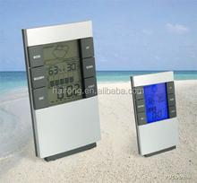 Weather Station Clock ,Weather station alarm clock ,Weather Forecast Clock