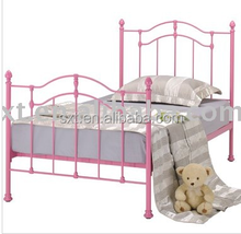 2015 luxury cheap metal bunk bed made in bazhou