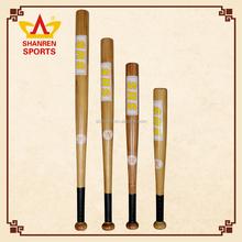 Mini Wood Baseball Bats Wholesale Full Size