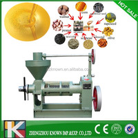 mill Oil press machine for extract oil from Peanut,Soybean,Rapeseed, Sesame seeds, vegetable sunflower oil mill project