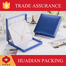 Professional jeweller box pendant package