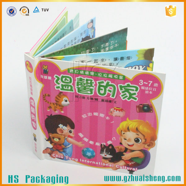 Impressão personalizada para colorir desenho livros com lápis de cor
