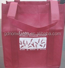 2014 Widely-used Durable Non-Woven Bags (from Chinese golden factory)