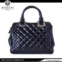 Wishche Nice Quality Document Leather Ladies Fashing Bag Women Italian For Women W2146