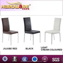 2015 cadeiras modernas em aço inoxidável para cozinha