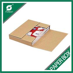SINGLE WALL FALT PACK CUSTOMIZED DVD CASE/DVD BOX/DVD COVER