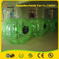 best seller-- Interesting Durable1.0mm thickness PVC Inflatable Bumper Ball for sports games