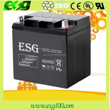 AGM standby UPS battery 29years manufacturer 12V series 12V 24ah VRLA battery lead acid battery