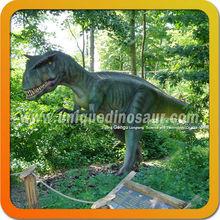 dinosaurio simulación espectaculo de dinosaurios
