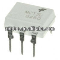 OPTOCOUPLER TRANS-OUT 6-DIP IC MCT2E