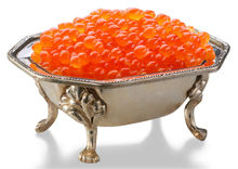Salmon Ikura Chum Roe Caviar