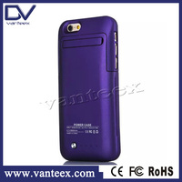 External battery power kase for iphone 6 battery case for iphone 6s 3500mah