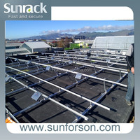 SFS-AM-01 flat roof adjustable solar panel mounting bracket