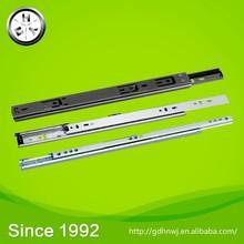 ISO 9001 Factory Fancy 17mm mini drawer slide