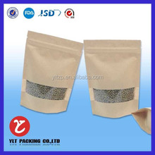 Custom apparel packaging paper bags
