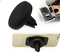 china cheap factory price Mini design magnetic car mount phone holder for all iphone Samsung used on car air vent