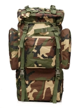 heavy duty shoudler backpack military travelling bags large capacity with best prices
