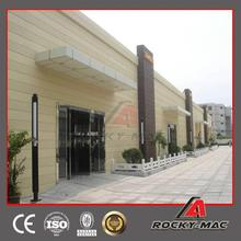 Hot Sale cheap fine china prefabricated warehouse with low price