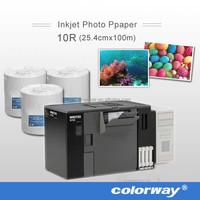 Professional high grade H240 240gsm fuji photo paper for minilab for fuji Frontier DL 650 Inkjet minilab printers