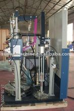 polysulphide spreading machine