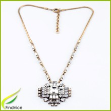 Handmade Jewelry Low Minimum Order Quantity Accept Fashion Necklace