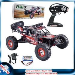 Desert Eagle FY03 high speed racing car with full scale synchronous rc system 1/12 2.4g 4wd rc truck cheap atv quad for sale