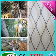 Fashionable stainless steel the animal enclosure