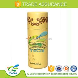 new design essential oil packaging tube carton box