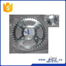 SCL-2014020306 for HONDA UNICORN Motorcycle Parts Chain Sprocket Set
